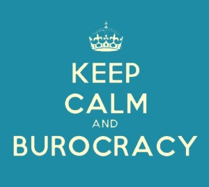 KeepCalmStudio.com-[Crown]-Keep-Calm-And-Burocracy(1)