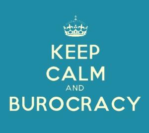 KeepCalmStudio.com-[Crown]-Keep-Calm-And-Burocracy(1)